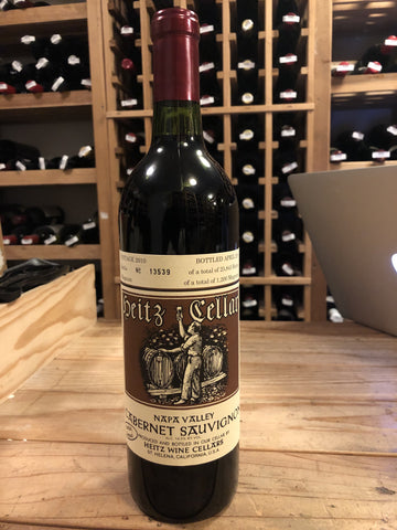 "Heitz Cellars Cabernet Sauvignon ""Martha's Vineyard"" 2010"