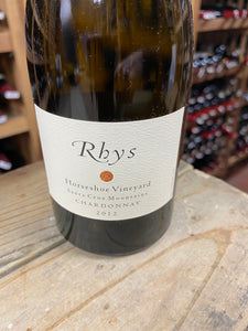 "Rhys ""Horseshoe Vineyard"" Chardonnay Santa Cruz Mountains 2012 (375mL)"