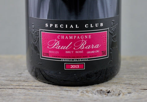 Paul Bara Special Club Grand Cru Rosé 2013