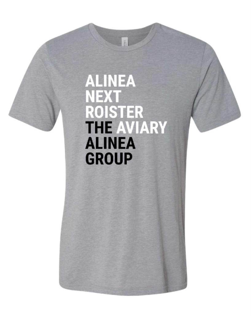 The Alinea Group - Venues Tee
