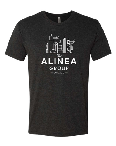 The Alinea Group - Chicago Skyline Tee