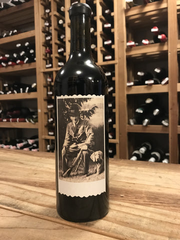 "Sine Qua Non Syrah ""The Hated Hunter"" Ventura County 2017"