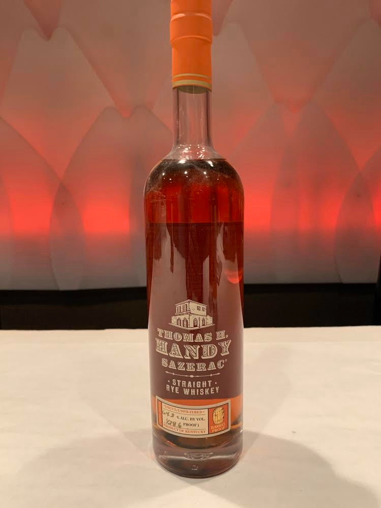 Thomas H. Handy Sazerac (2016)