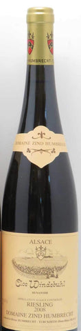 "Domaine Zind-Humbrecht Riesling ""Clos Windsbuhl"" 2008"