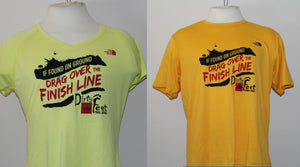 Drag Over Finishline T-Shirt