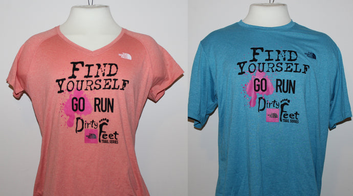 Find Yourself Go Run T-Shirt