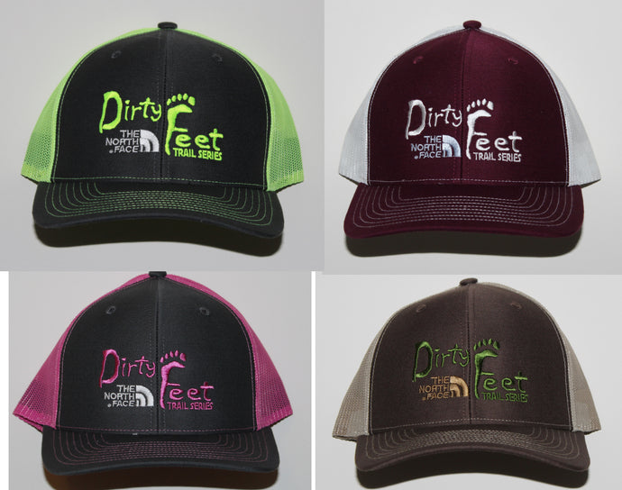 Dirty Feet Trucker Hats
