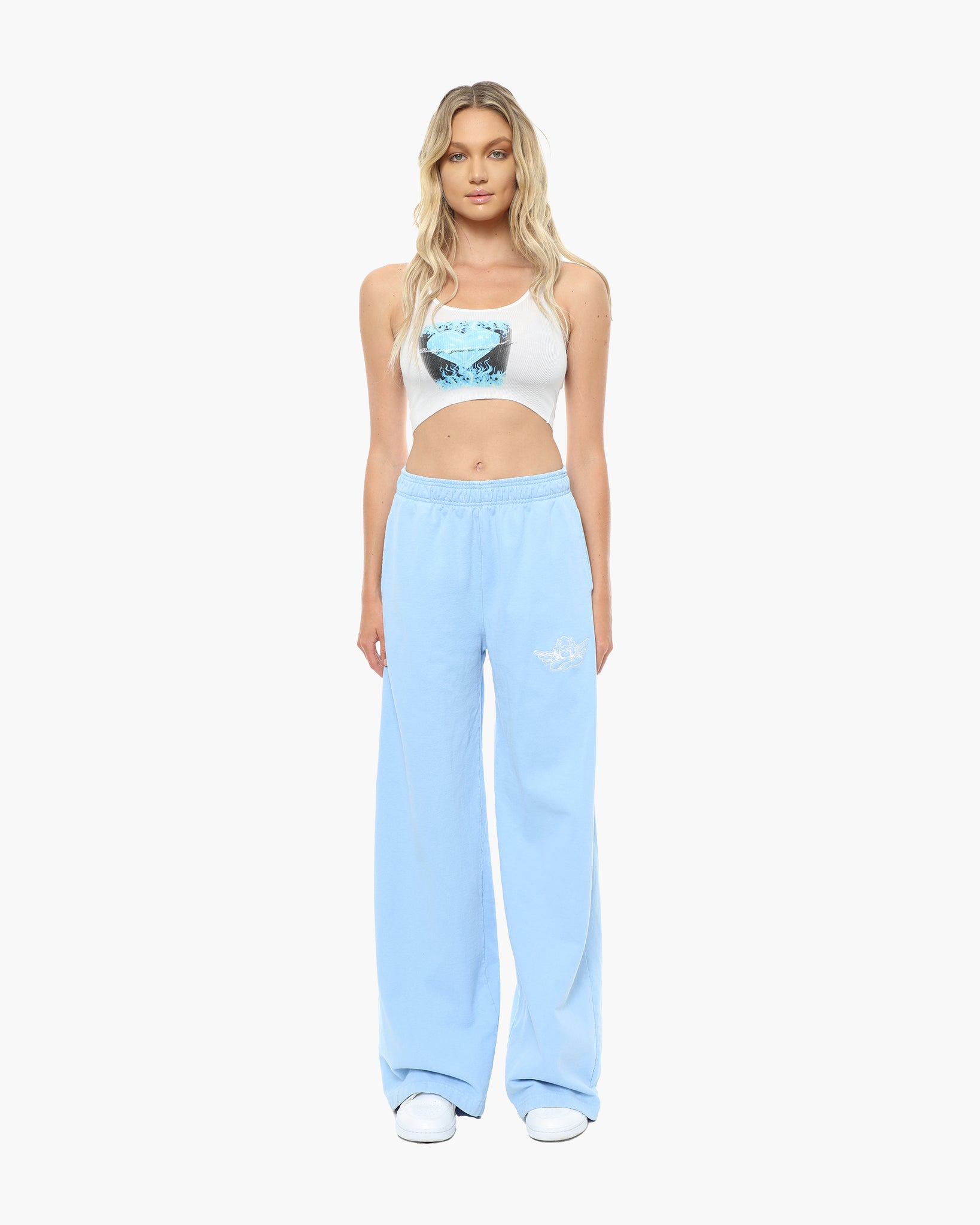 BB Blue Brady Pants