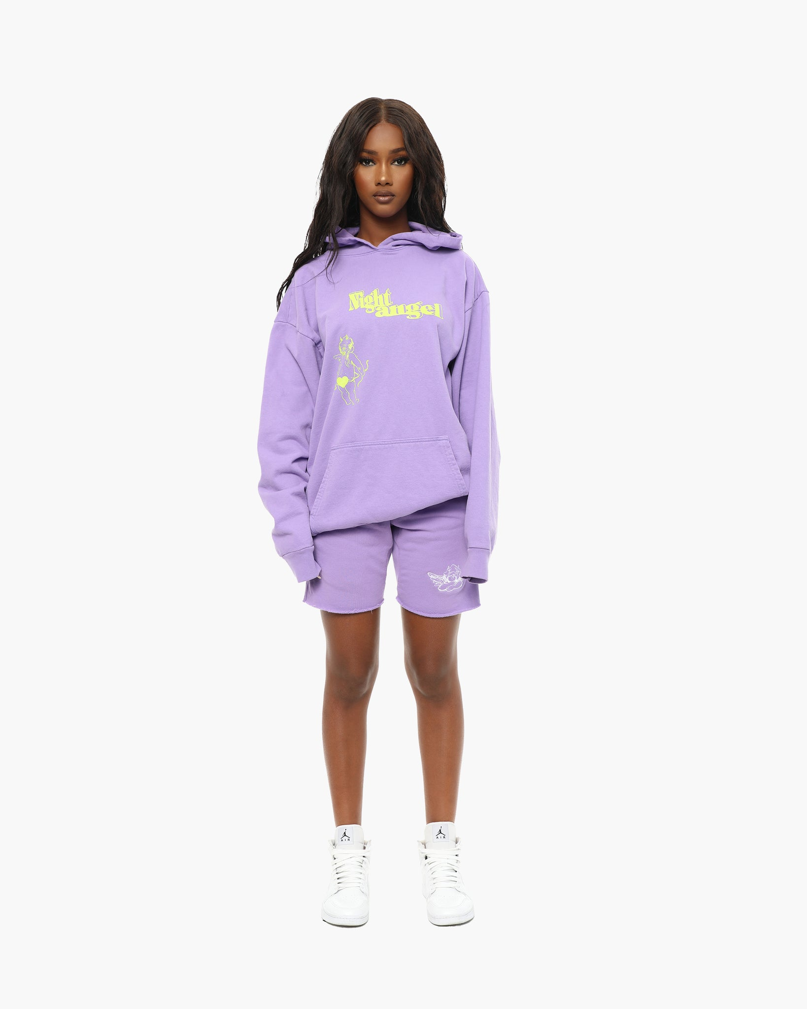 Night Angel Hoodie