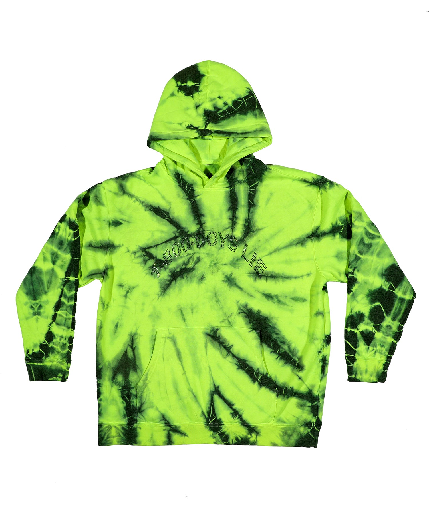 The Green 1-800 Remix Hoodie