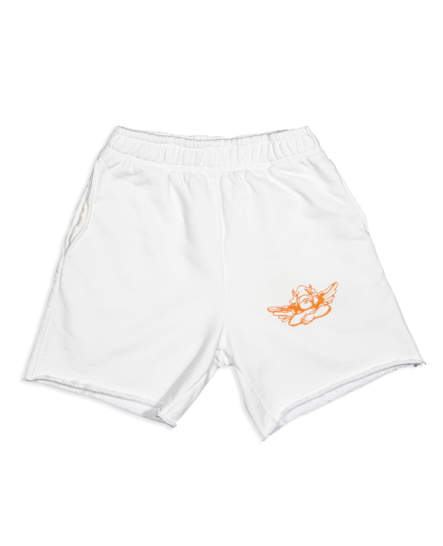 Brilliant White V2 Shorts