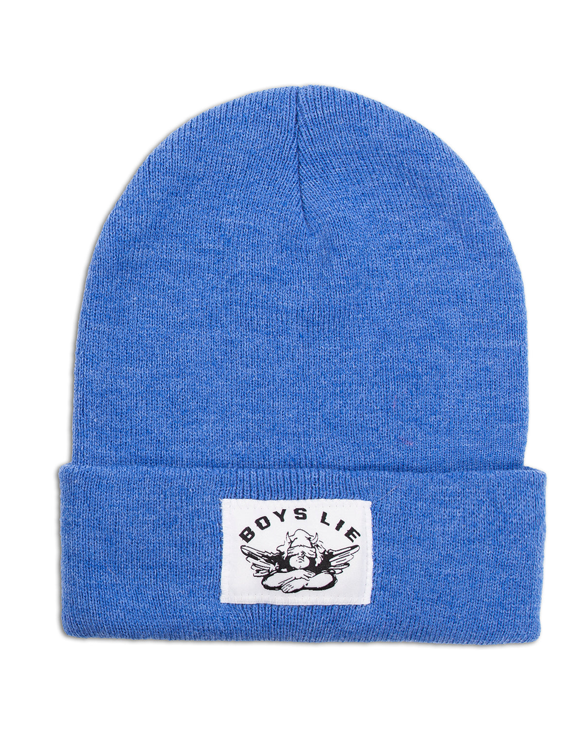 BOYS LIE BLUE BEANIE