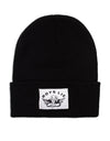 BOYS LIE BLACK BEANIE