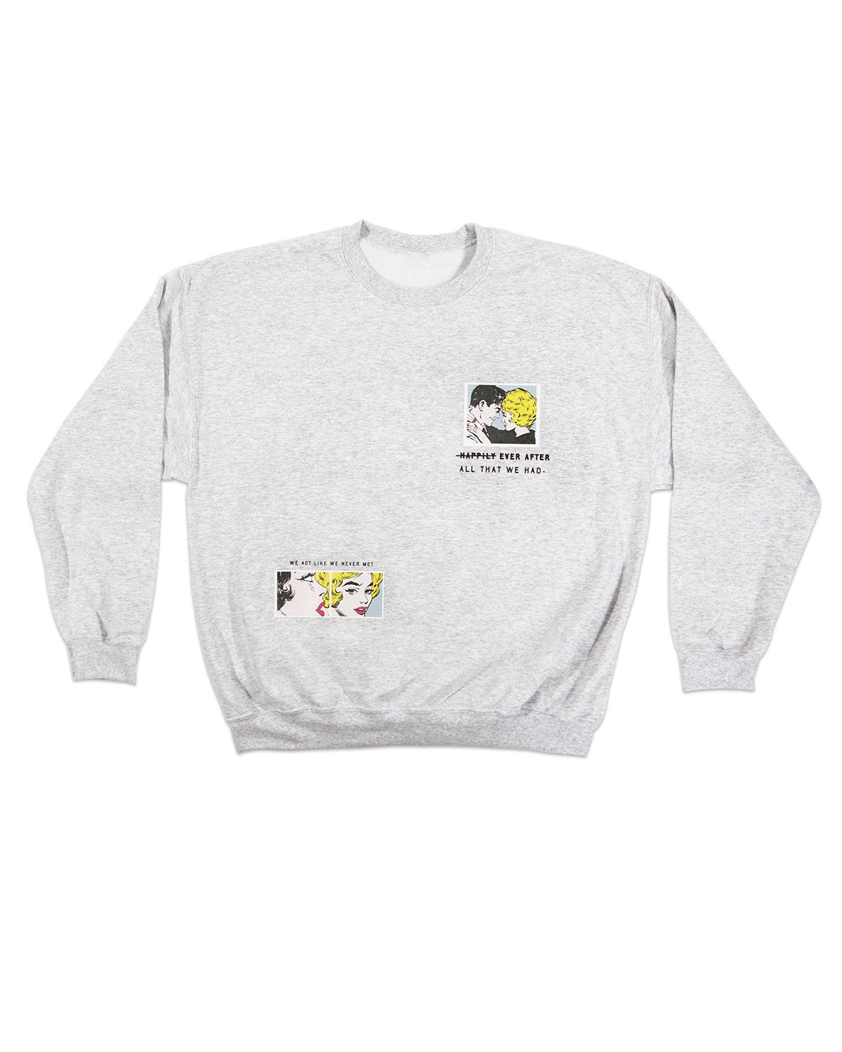 EVER AFTER CREW NECK