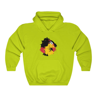Perxa Colle Unisex Hooded Sweatshirt