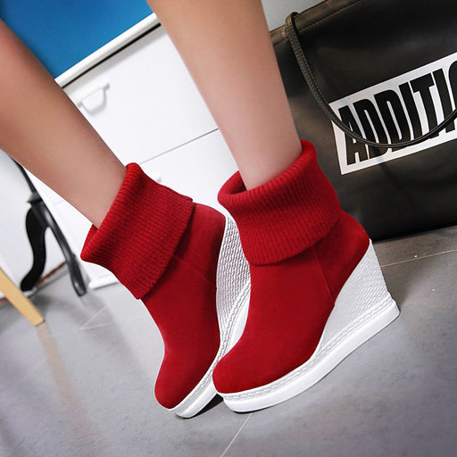 Women's Ankle Platform Boot