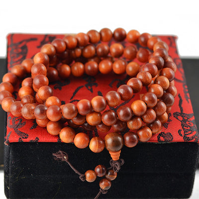 Blood Dragon Wood Bracelet - VOLO AMERICA