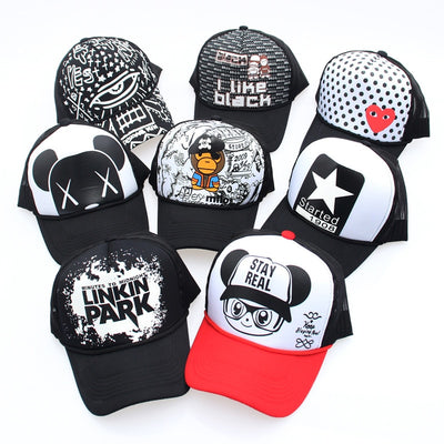 Hip Hop Baseball Caps for Men and Women