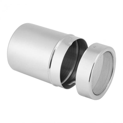 Stainless Steel Powder Shakers - VOLO AMERICA
