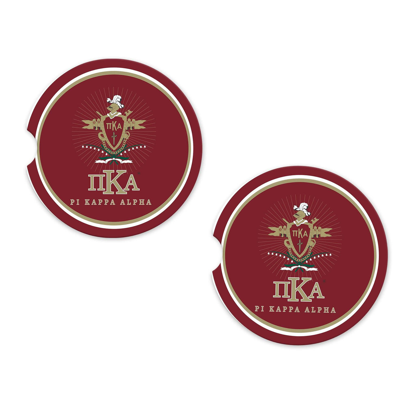 Car Coasters - greeklife.store
