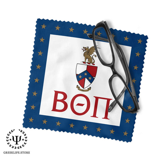 Beta Theta Pi Eyeglass Cleaner & Microfiber Cleaning Cloth