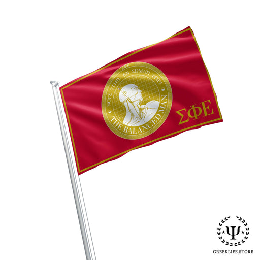 Sigma Phi Epsilon Flags and Banners - greeklife.store