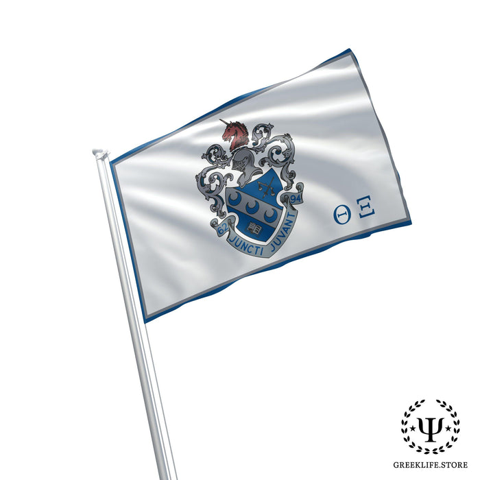Theta Xi Flags and Banners - greeklife.store