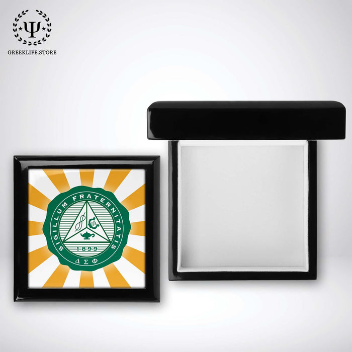 Delta Sigma Phi Keepsake Box Wooden - greeklife.store