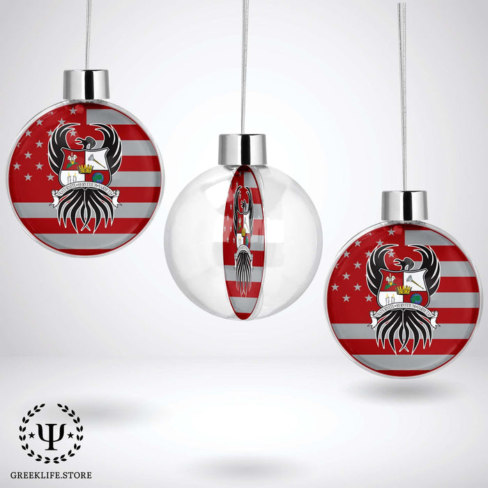 Kappa Phi Lambda Christmas Ornament - Ball - greeklife.store