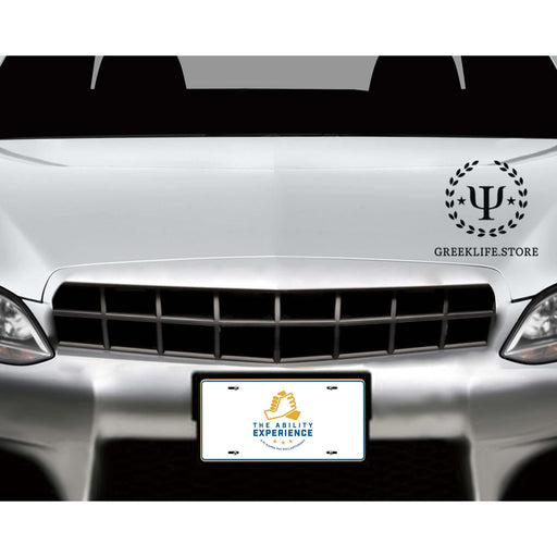 Pi Kappa Phi Decorative License Plate - greeklife.store