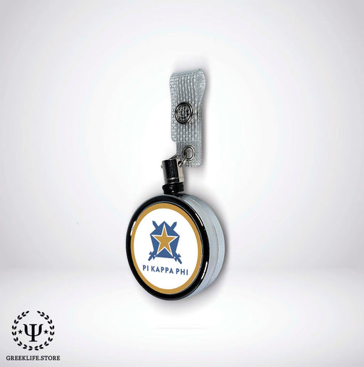 Pi Kappa Phi Badge Reel Holder