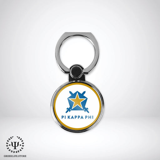 Pi Kappa Phi Ring Stand Phone Holder (round)