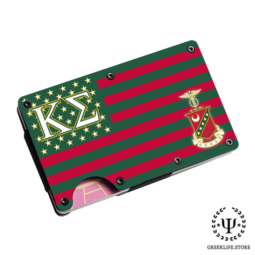 Kappa Sigma Wallet \ Credit Card Holder - greeklife.store