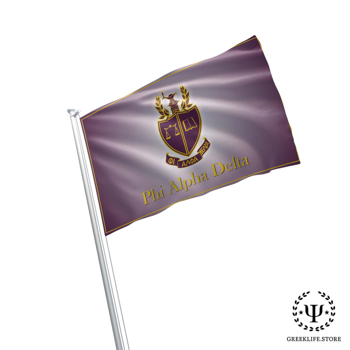 Phi Alpha Delta Flags and Banners - greeklife.store
