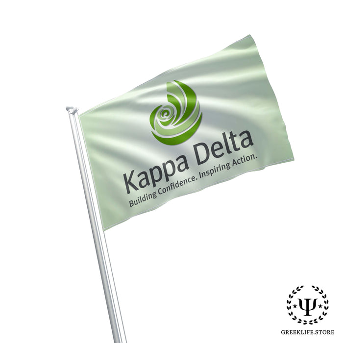 Kappa Delta Flags and Banners - greeklife.store