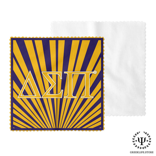 Delta Sigma Pi Eyeglass Cleaner & Microfiber Cleaning Cloth