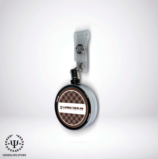 Lambda Theta Phi Badge Reel Holder - greeklife.store