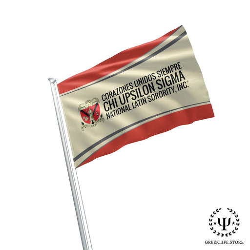 Chi Upsilon Sigma Flags and Banners - greeklife.store