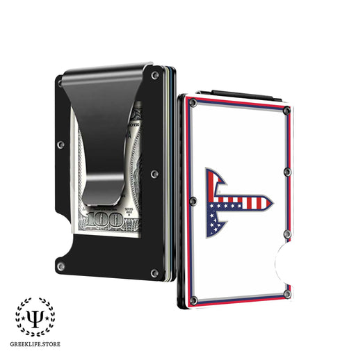 Troy University Wallet \ Credit Card Holder - greeklife.store