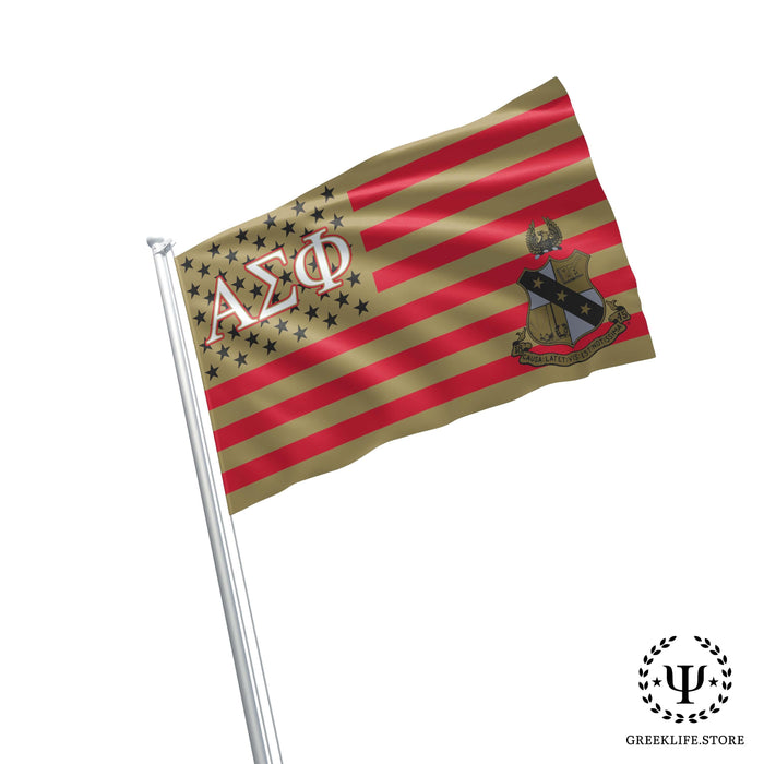 Alpha Sigma Phi Flags and Banners - greeklife.store