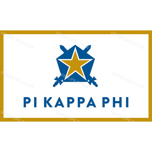 Pi Kappa Phi Decal Sticker - greeklife.store