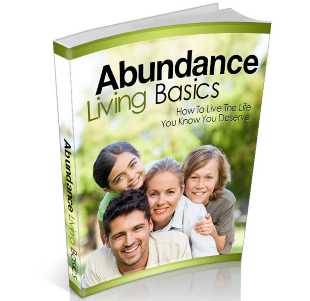 Abundance Living Basics eBook - ProFlip
