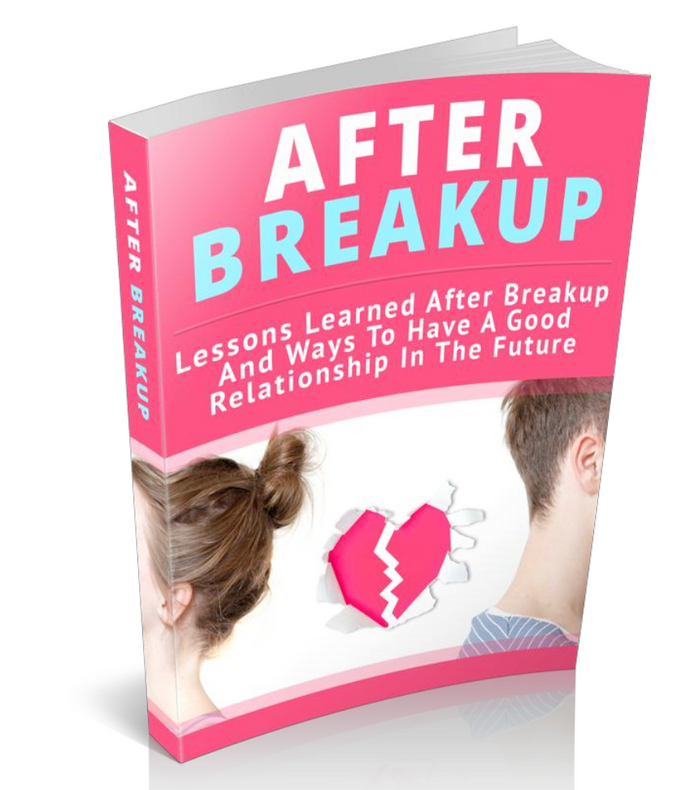 After a Breakup eBook - ProFlip