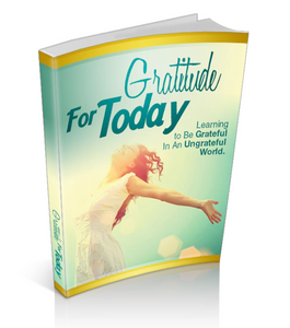 Gratitude for Today eBook - ProFlip