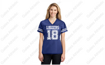 Loggers Ladies Football Fan Jersey
