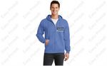 Seaview Academy Full Zip Hooded Sweatshirt