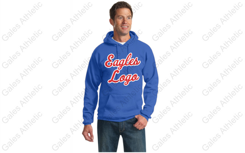 Eagles Baseball Standard Weave Sweatshirt