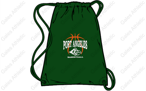 Port Angeles Boys Basketball Fastpitch Cinch Pack