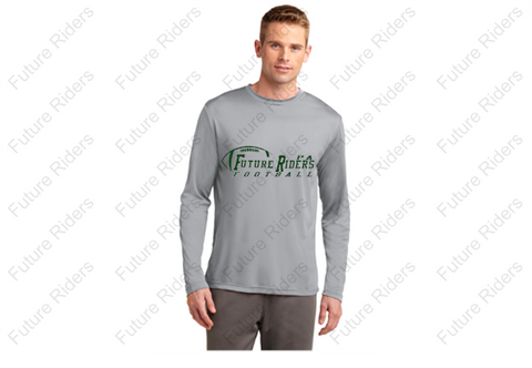 FUTURE RIDERS Performance Long Sleeve T-Shirt