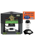 SASQUASH M1 Rosin Press Kit with FREE Dry Ice Shaker + Filter Bags + Priority Shipping
